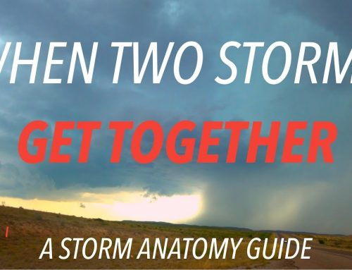 When Storms Get Together: Storm Interactions and Tornado Potential