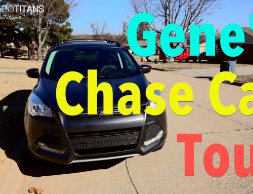Gene's Chase Car Tour | Vlog