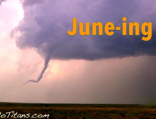 Tornado Titans Season Two: June-ing