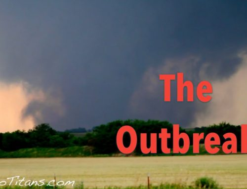 Tornado Titans Season Two: The Outbreak