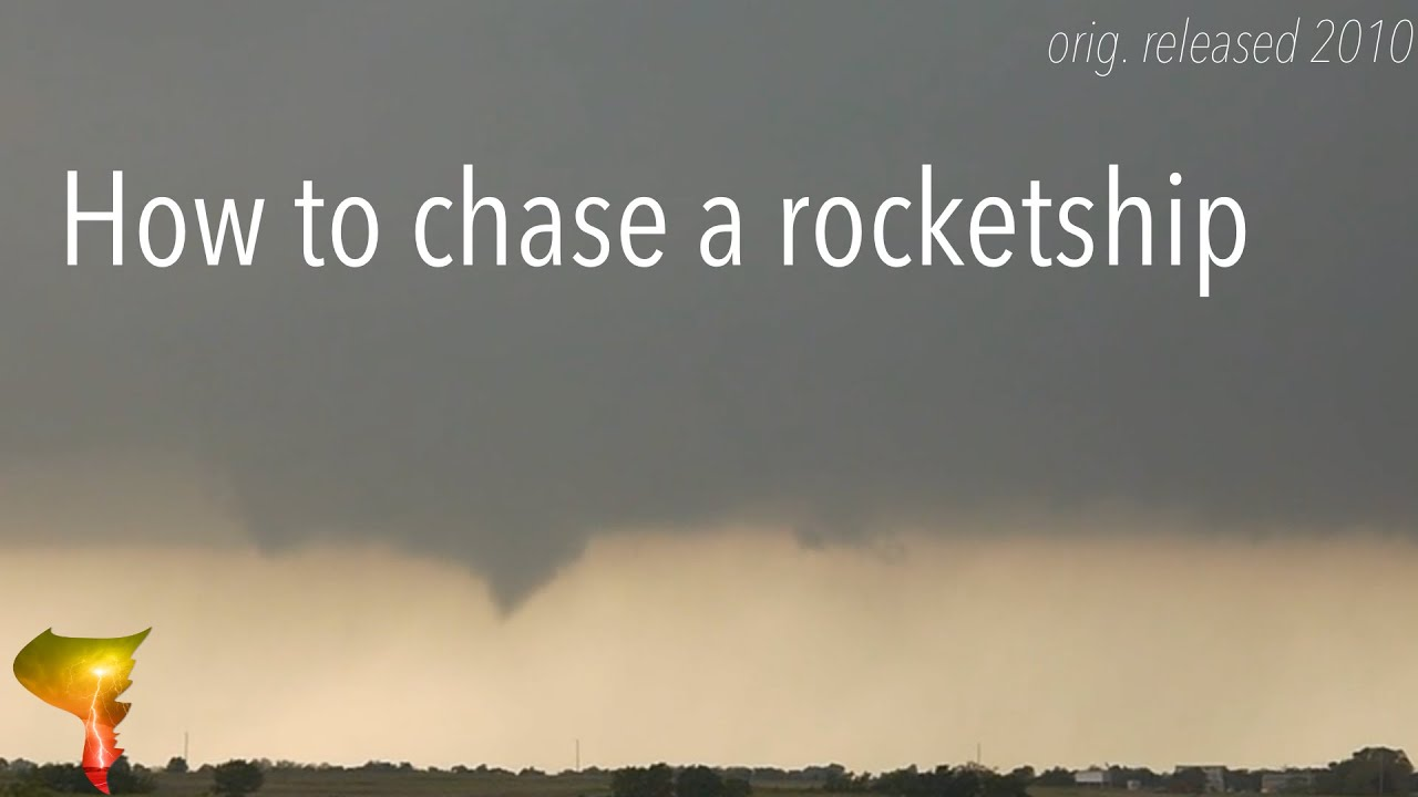 Tornado Titans Season One | How to chase a rocketship | May 10, 2010 Storm Chase