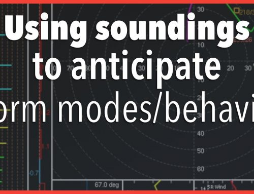 Using Soundings to Anticipate Storm Modes/Behavior | Storm Chase Forecasting