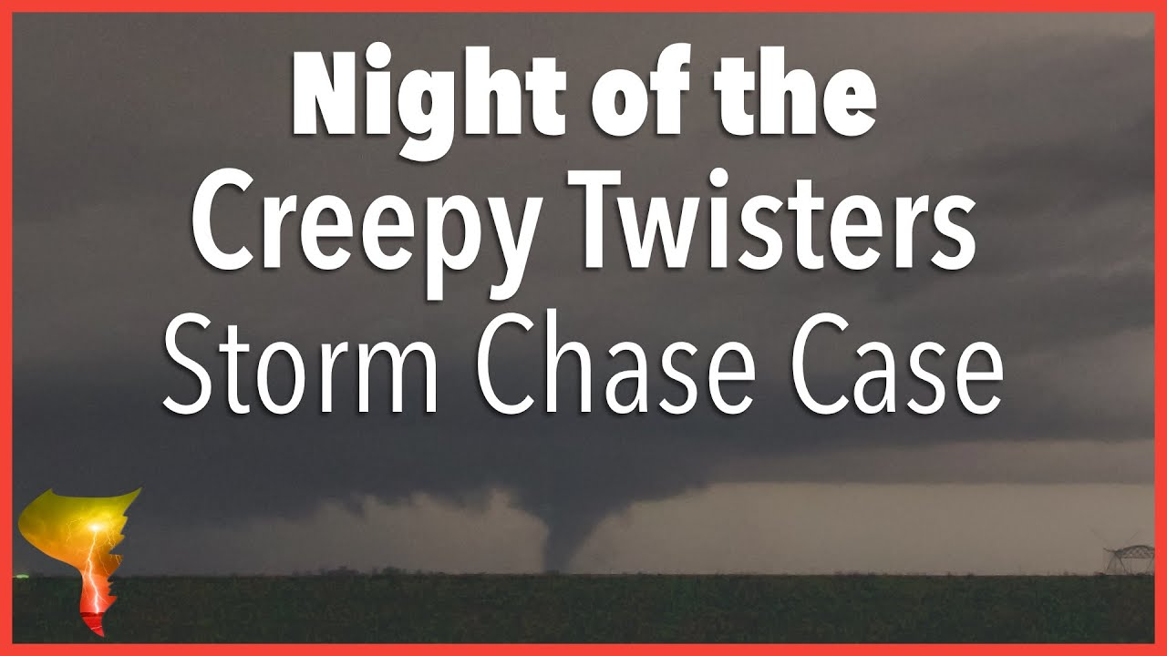 Storm Chase Case: Night of the Creepy Twisters